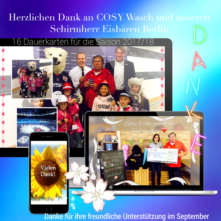 Spenden September 2017